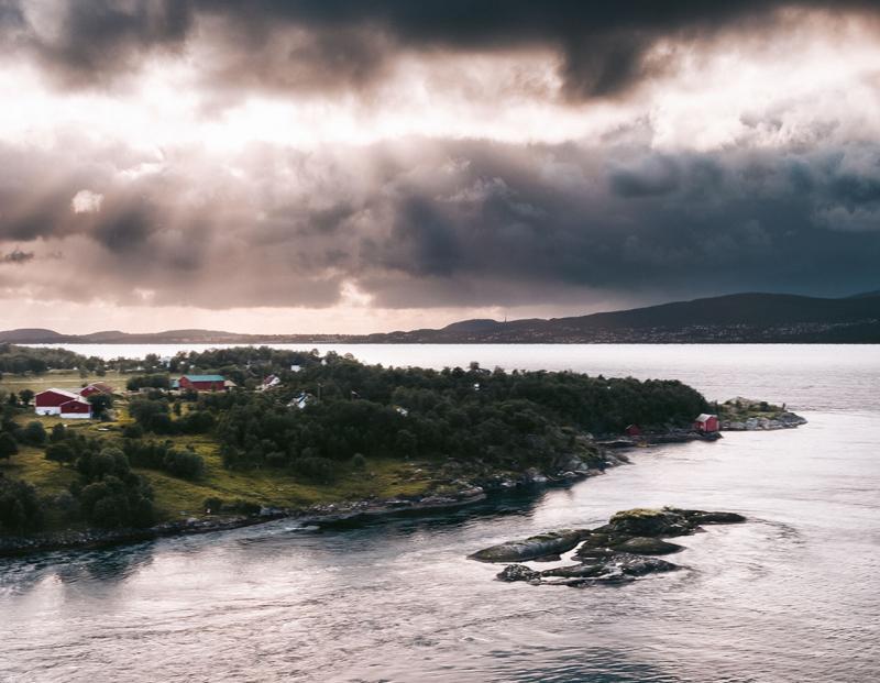 Největší přírodní vířivka - Saltstraumen Maelstrom, Norsko